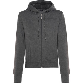 Prana Ari Zip Up Fleece Jacket Damen black